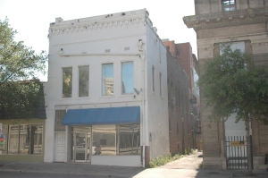 The existing building at 11 Ocean Street in Jacksonville.